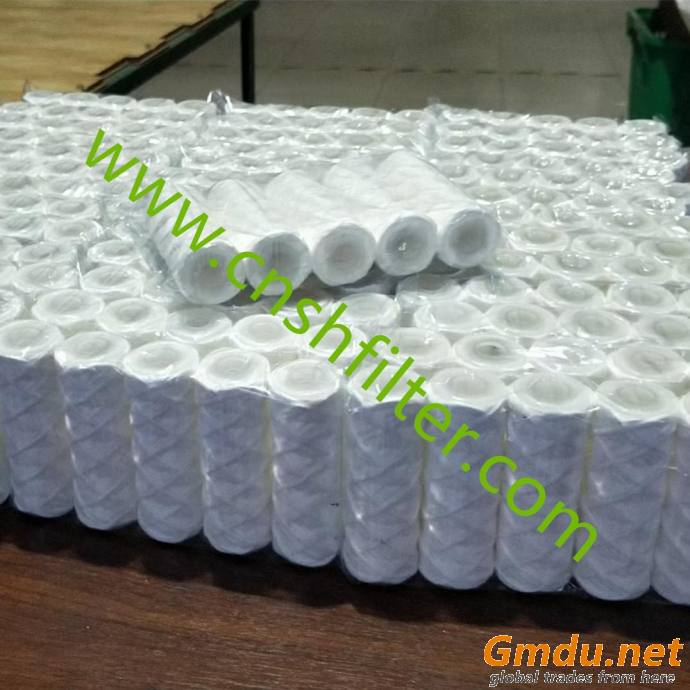 Low pressure water sample filter GN03E