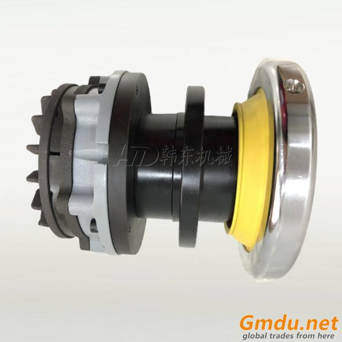 FLO/FLW35 industrial flange mounted safety chuck