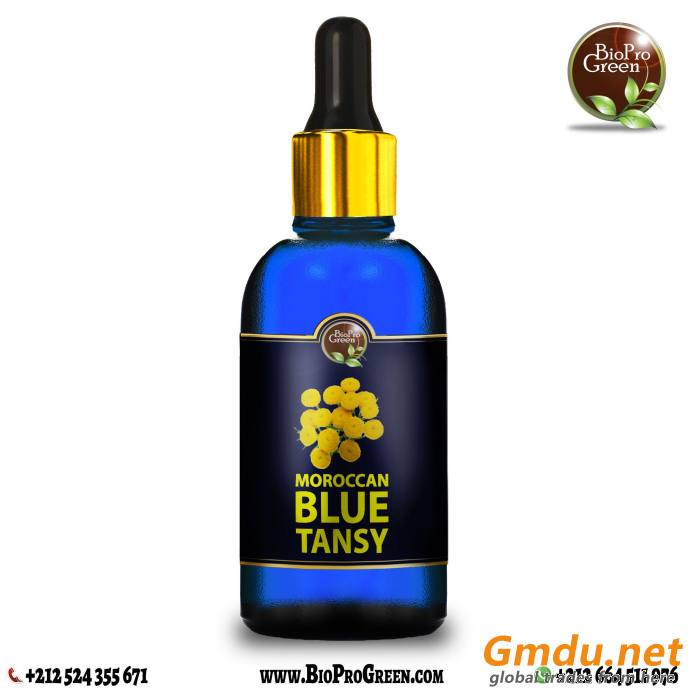 1. Moroccan blue tansy essential oil company