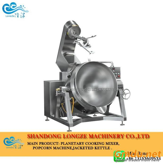 Sweet Candy Cooking Mixer Machine For Commercial Use