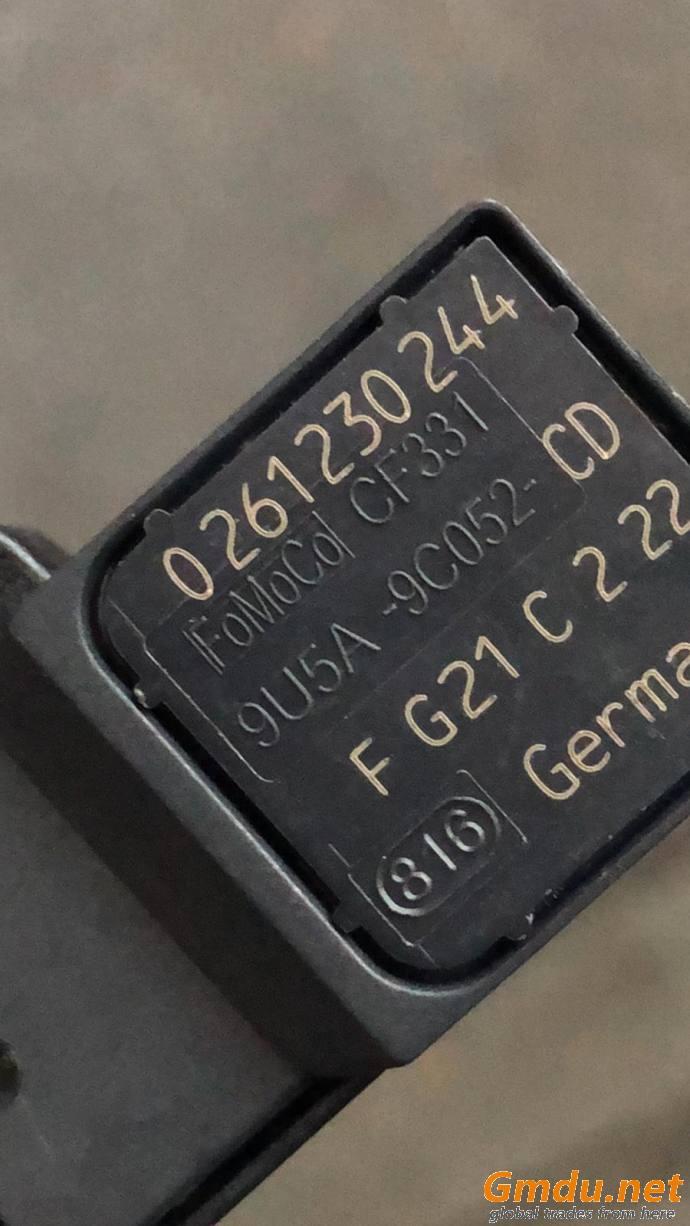 Ford fuel pump sensors