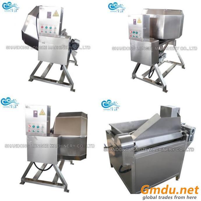Star Anise Flavoring Machine Agitation Tea Flavoring Mixer Barrel