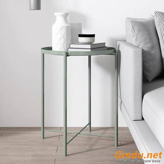 light luxury small apartment tea table