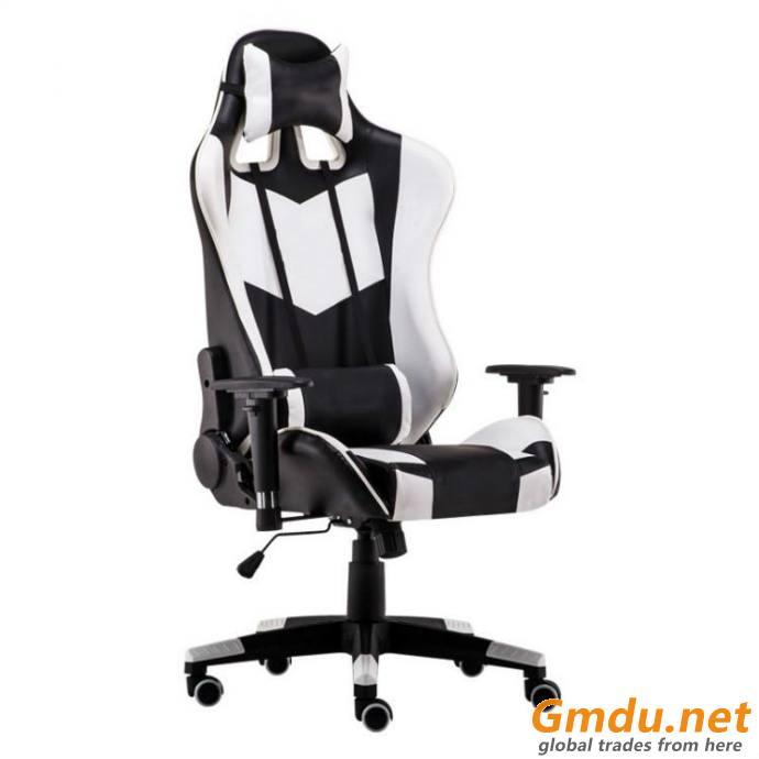 2D Armrest adjustable gaming chair