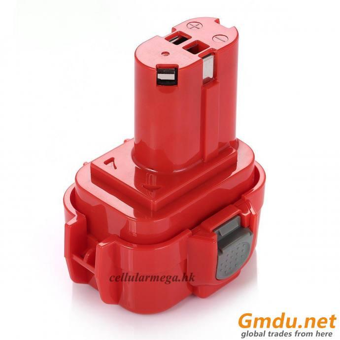9.6V 1500mAh Ni-CD Replacement Battery for MAKITA 9120 9122 192595-8 192596-6 192638-6 193977-7 638344-4-2
