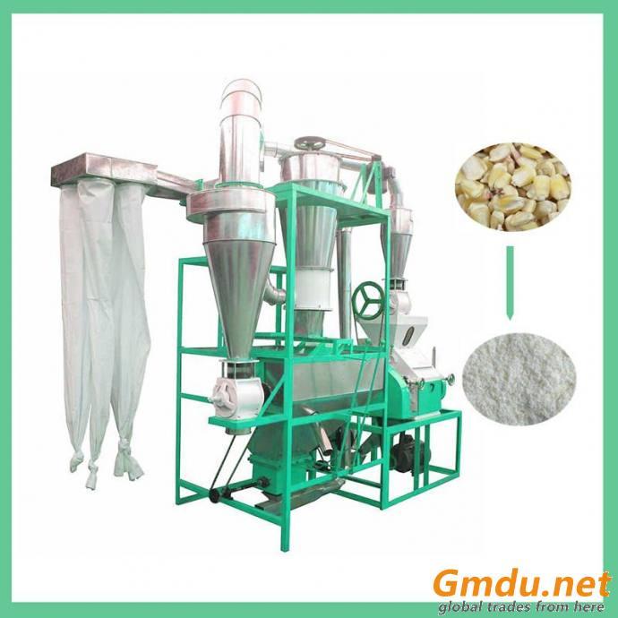7T Maize Mill Machine