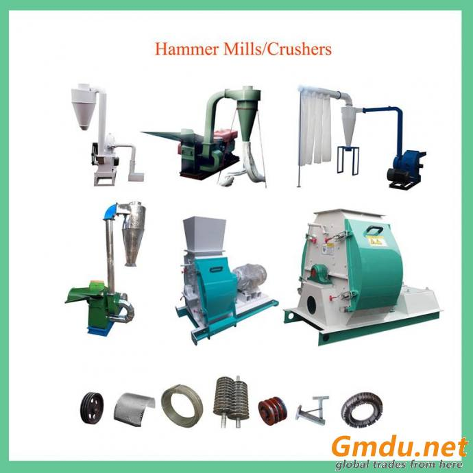 Hammer Mill-Crusher