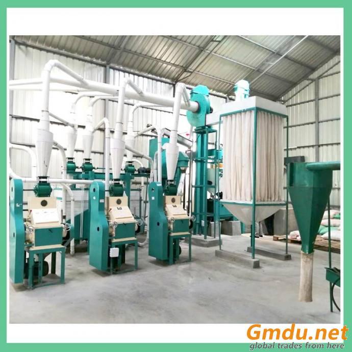 20T Maize Mill Machine