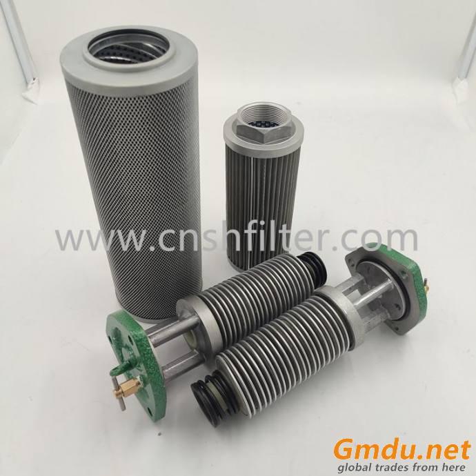 Power Plant Duplex Filter Element P-250x10