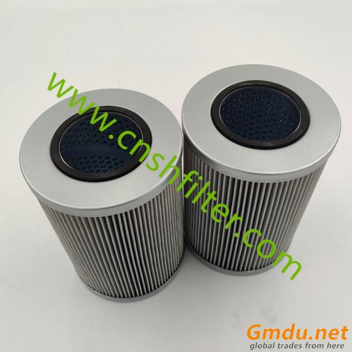 Double cylinder lubricating oil filter 21FC1421-110x160/10