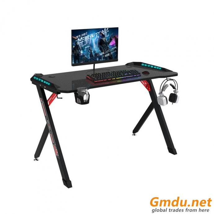 Game table with lighting