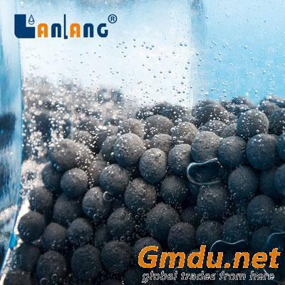 pH 9+ Hydrogen alkaline ORP water filter ball