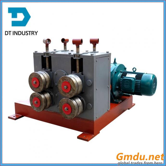 2 wheels and 4 wheels continuous casting machine