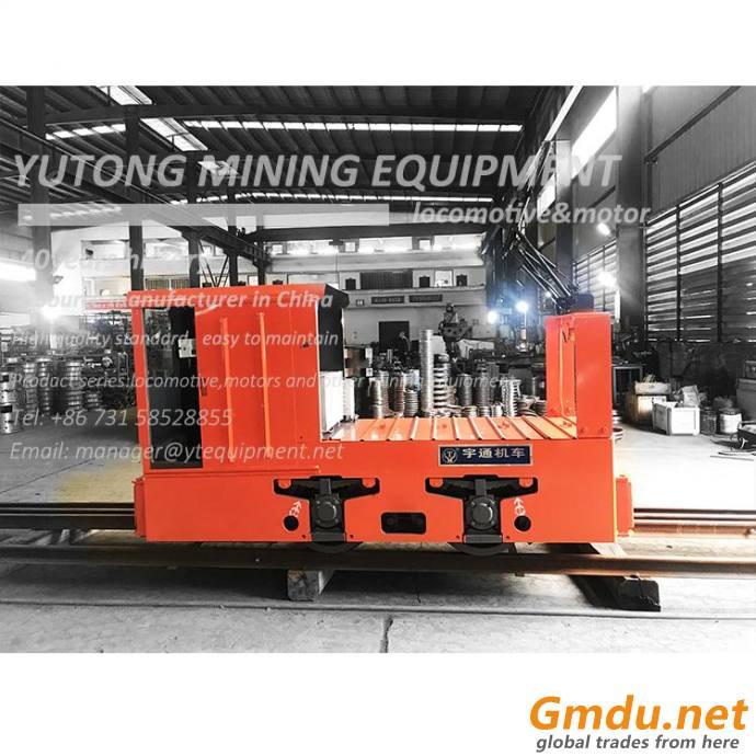 5t Tunneling Mining Trolley Locomotive