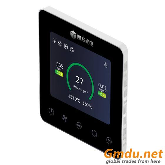 Integrated CO2 Sensor and Controller AM6108