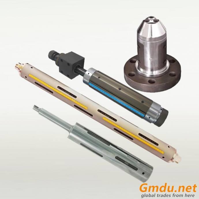 NEB002-6 high load end push mechanical chuck