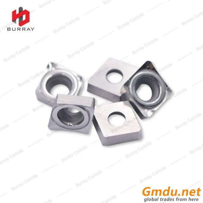 CCGT060208-LH Turning Insert for Aluminium
