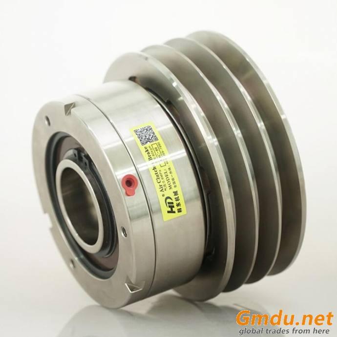 BDCV-100 Air multiple friction plates clutch