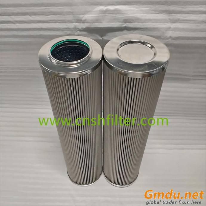 Replace HYDAC flush filter 0250DN050W/HC