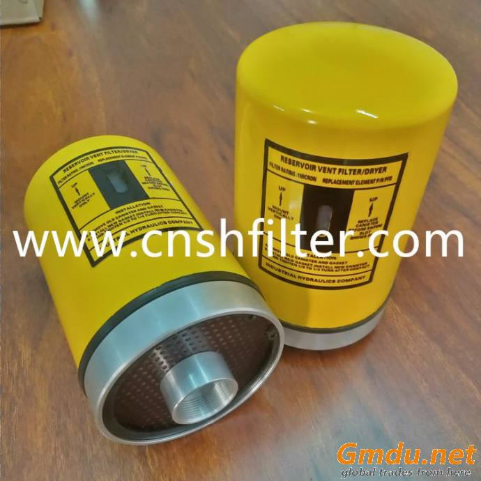 936705Q Replace parker hydraulic oil filter element