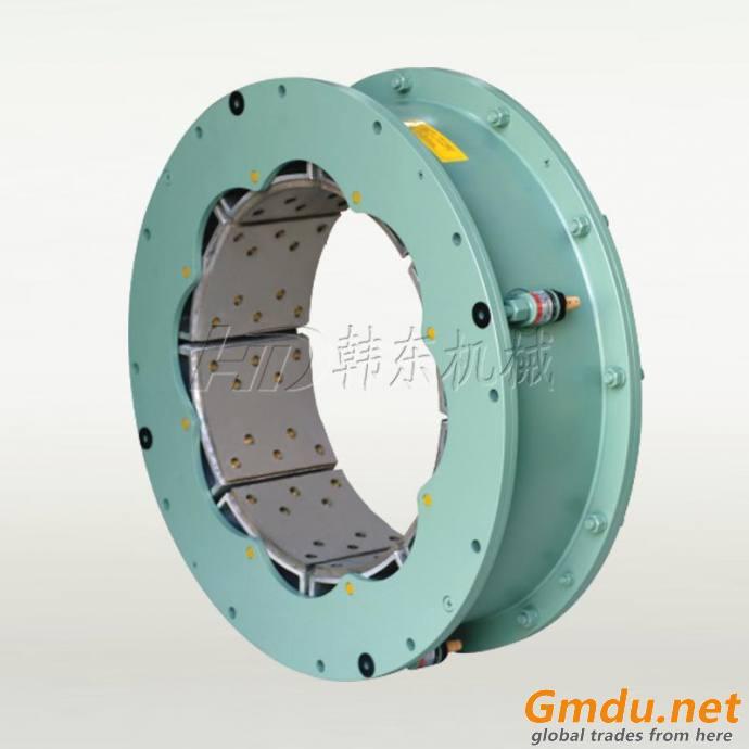 24VC650 high torque pneumatic clutch brake element
