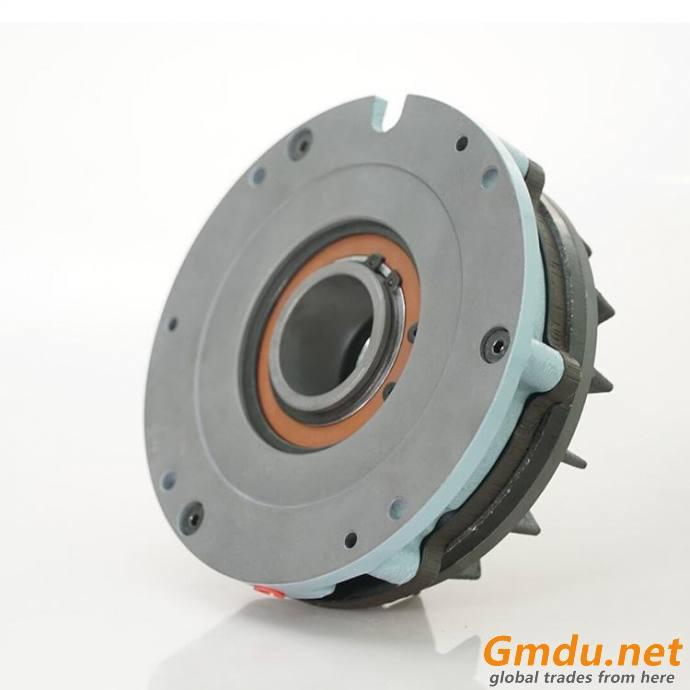 Normal release pneumatic friction brake NAB