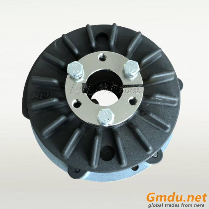 Spring release air brake NAB