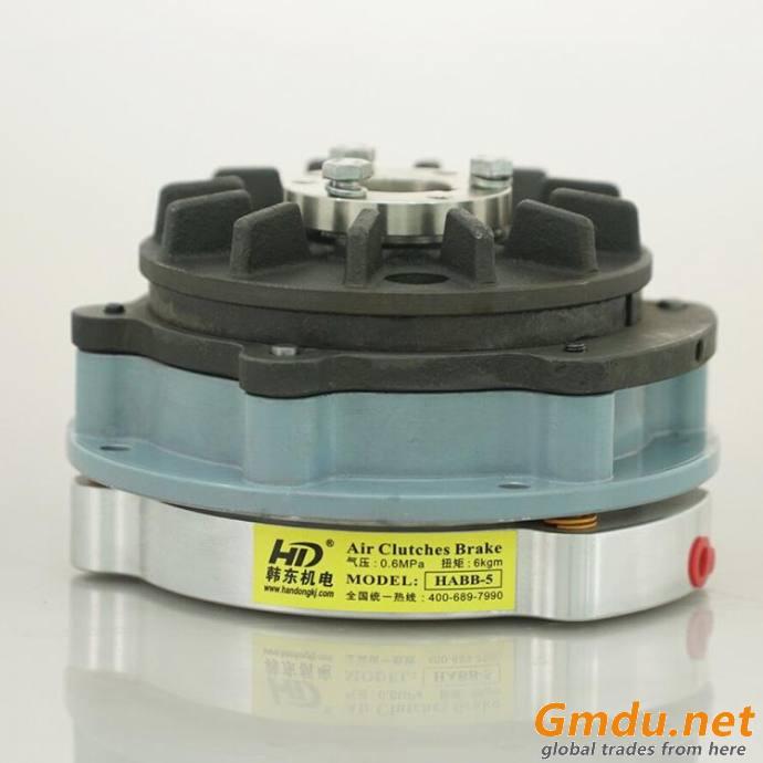 HABB-5 normal braked friction brake