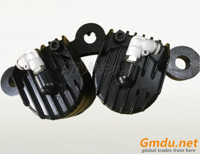 DBK20.2 air caliper disc brake