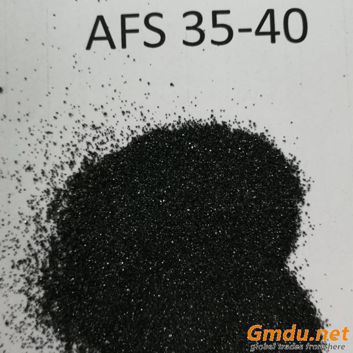 chromite sand grade AFS 40-45 35-40 FOR FOUNDRY