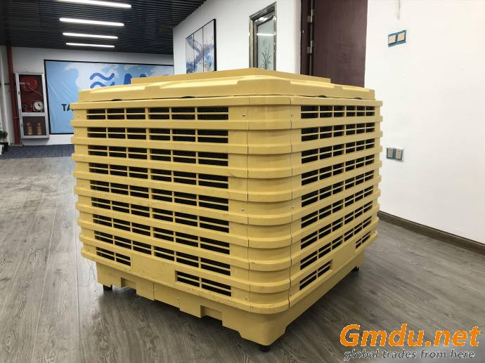 1.1kw 18000 m3/h industrial axial air cooler