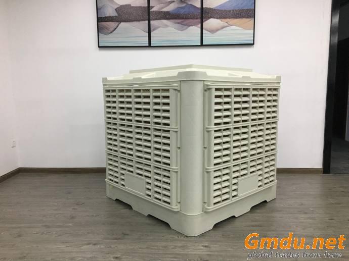3 kw 30000 m3/h powerful evaporative air cooler