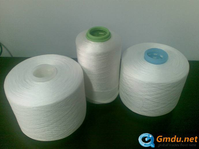 100% spun polyester yarn for sewing thread