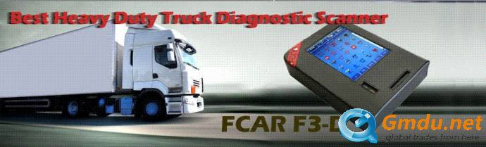 Cheap cars diagnostic scanner tool Fcar-F3-D (World Cars)