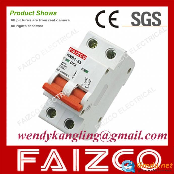 C45 miniature circuit breaker 1p 10a