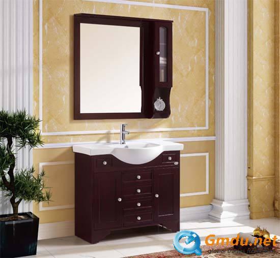 Modern MDF bathroom cabinet BC-743